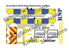 Royal Navy Police 2 - Vivaro